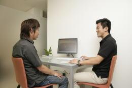 豊中市上野西ますだ歯科医院カウンセリングルーム