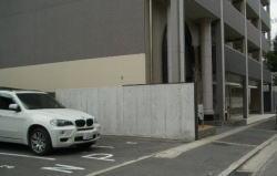 新規駐車場