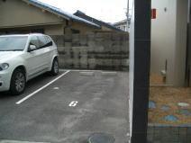 患者様用駐車場