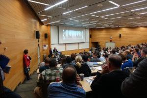 コロンビア大学と国際インプラント学会のジョイントミーティング