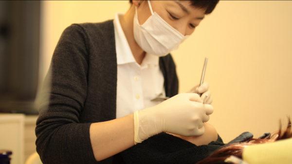 インプラントが可能かどうかの検査 歯周病チェック